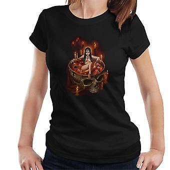 Alchemy blodbad kvinner ' s T-skjorte