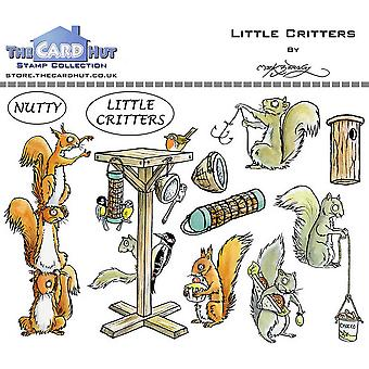The Card Hut Little Critters Clear Stamps