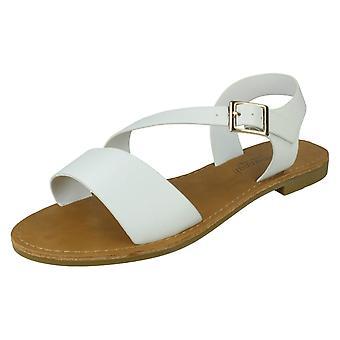 Ladies Savannah Wide Fitting Sandals F00364