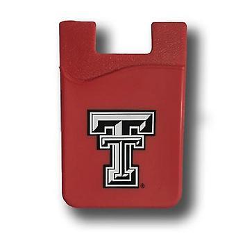Texas Tech Red Lupiči NCAA mobilní telefon Peněženka