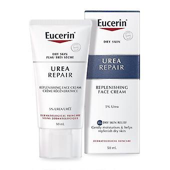 Eucerin replenishing face Cream 5% Urea 50ml