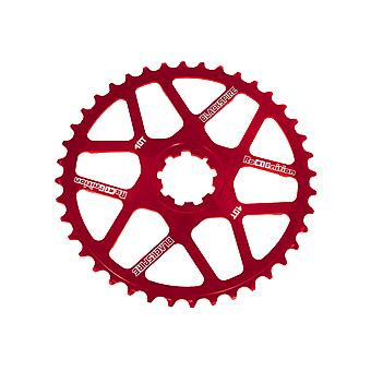 Blackspire Recognition Cassettes Extension 40 Teeth / Shimano 11-speed, red