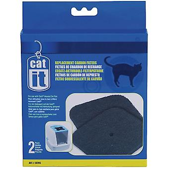 Catit Replacement Carbon Filter (2 Pack)