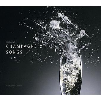 Tasty Sound Collection: Champagne & Songs - Tasty Sound Collection: Champagne & Songs [CD] USA import