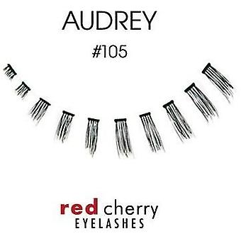 Red Cherry Premium False Under Lashes - #105 Audrey - Handmade with Real Hair