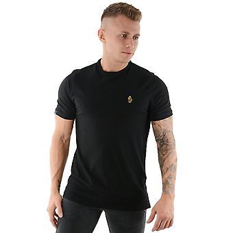 Luke | Traffs Zm280165 Crew Neck T-shirt