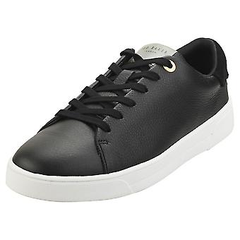 Ted Baker Cleari Womens Casual Trainers in Black