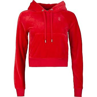 Juicy Couture Sally Classic Velour Hoody