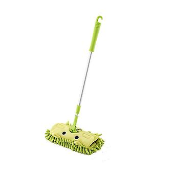 Stretchable Floor Cleaning Tools Mop Broom Dustpan Play House Toys