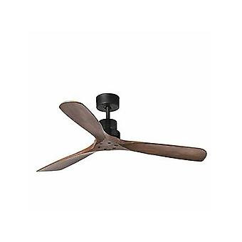 Ceiling Fan 132cm Matt Black 3 Blades