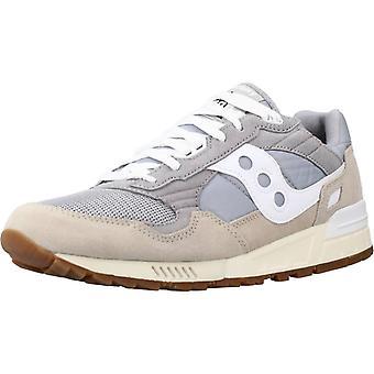 Saucony Sport / Shadow 5009 Kleur Grijze Sneakers