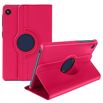 Huawei MatePad T8 360 ° Rotating Stand Case - Pink