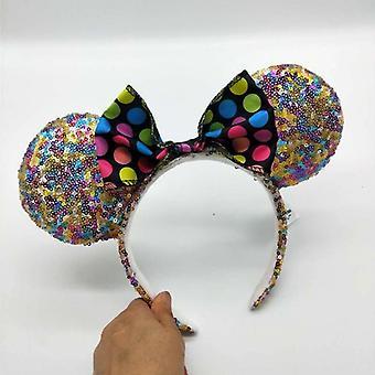 Disney 3d Pandebånd Tilbehør - HårSpænde Plys