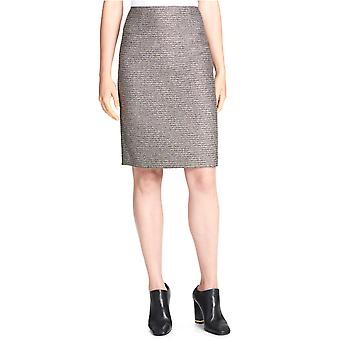 Calvin Klein | Metallic Pencil Skirt