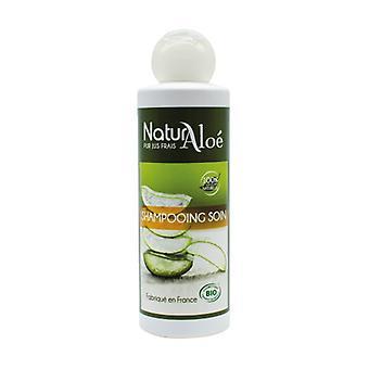 Organic care shampoo 200 ml 100 softgels
