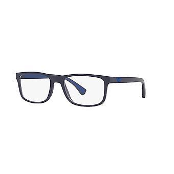 Emporio Armani EA3147 5754 Matowe niebieskie okulary