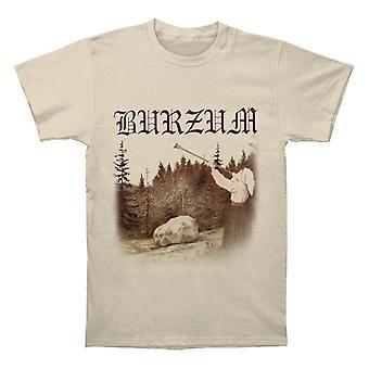 Burzum Filosofem Cream T shirt