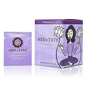 MED e TATE Antiperspirant Wipes 30 Packettes