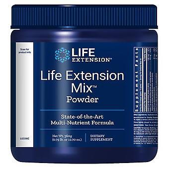 Life Extension Mix Powder, 360 Grams