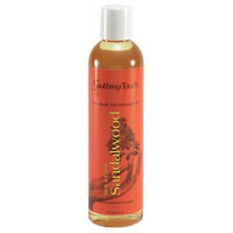 Soothing Touch Bath & Body Oil SandalWood, 8 oz