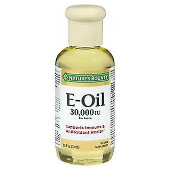 Nature's Bounty Vitamin E Oil, 30000 I.U, 2.5 oz