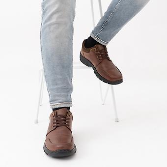 Rieker 19911-25 Zapatos de encaje para hombre marrón