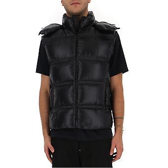 Moncler Craig Green 1a51710c0624999 Men's Black Nylon Vest