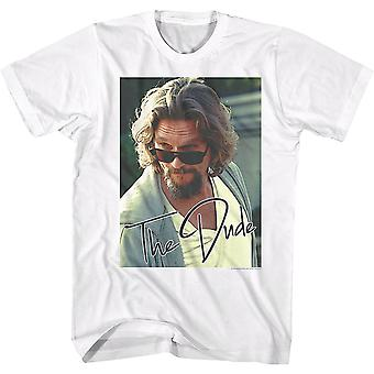 The Dude Autograph Big Lebowski T-Shirt