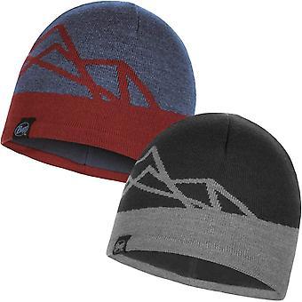 Buff Unisex Yost Fine Knit Knitted Warm Winter Fleece Lined Beanie Skull Hat