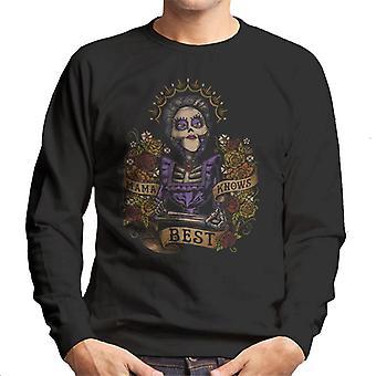 Pixar Coco Mama Knows Best Men's Sweatshirt