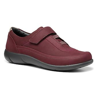 Hotter Women's Skip Wide Touch Fasten Zapatos Casual
