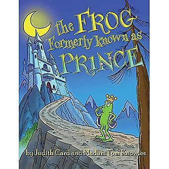 La rana precedentemente conosciuta come Prince