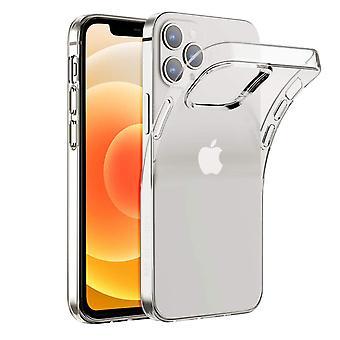 iPhone 12 Pro Max Shell - Gjennomsiktig 6,7 tommer