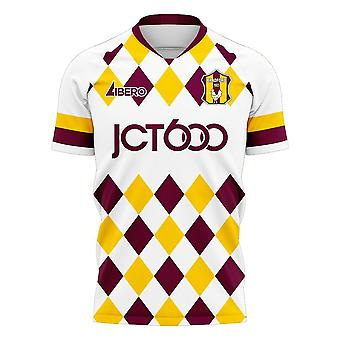 Bradford 2020-2021 Away Concept Football Kit (Libero)