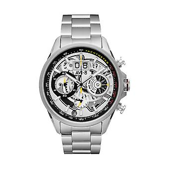 AVI-8 AV-4065-11 Hawker Harrier II Matador Chrono Armbanduhr