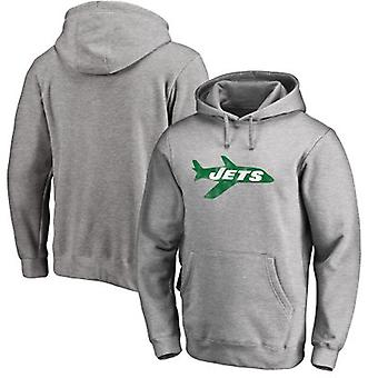 New York Jets Løs Hettegenser Topper WYK039