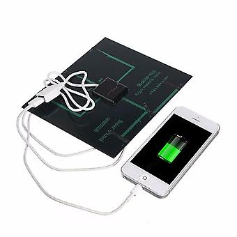 Usb Portable Solar Power Panel Charger