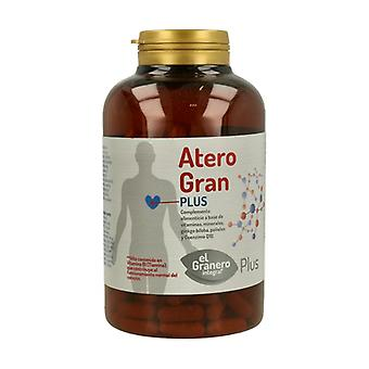 Aterogran Plus 270 capsules of 700mg