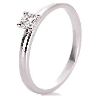 לונה יצירה Promessa סוליטיירינג 1A092W454-1 - רוחב טבעת: 54