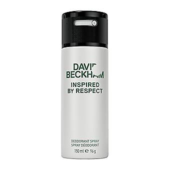David Beckham Inspired By Respect Deodorant Spray 150ml
