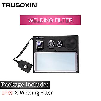 Solar Auto Darkening Welding/polish/grinding Helmet/face Mask/welding