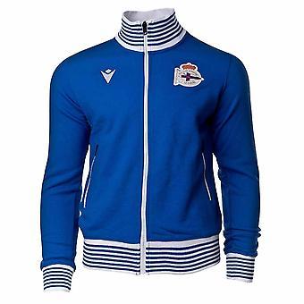 2020-2021 Deportivo La Coruna Anthem Jacket