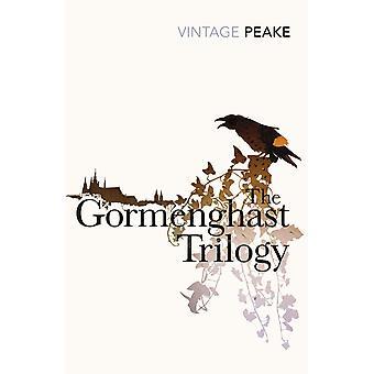 Gormenghast Trilogy Paperback - 1.