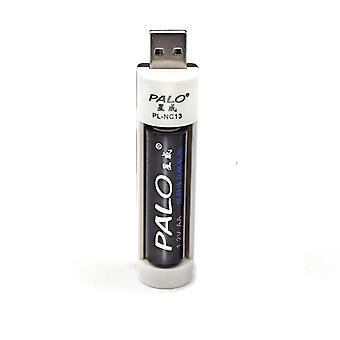 Palo NC-13 Ni-MH Ni-Cd AA AAA USB Rechargeable Battery Charger