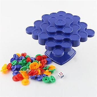 Novelty Balance Turntable Stacking Board For Parent-child Activity Boosting