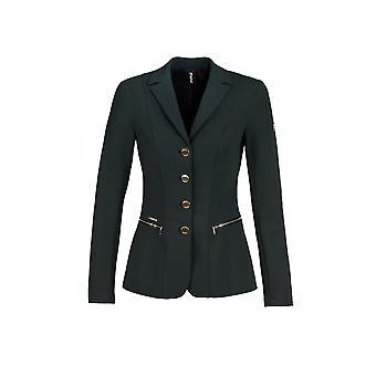 Pikeur Paulin Womens Competition Jacket - Dark Green