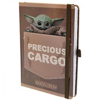 Star Wars: The Mandalorian Notebook