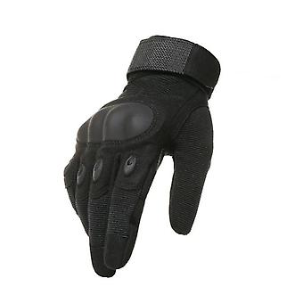 Wear Military Tactical Army Sports Outdoor Shooting Combat Carbon Hard Knuckle