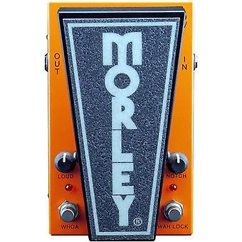 Morley 20/20 wah lock wah pedal