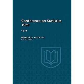 Tilastokokous 1960 - J.C. Weldonin paperit - 9781442651722